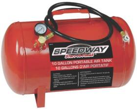 North American Tool Ind 4860219 Air Tank Carry 10 Gal