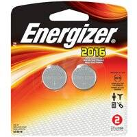 Energizer Battery 0151340 2016 Watch/Calc Battery 3v