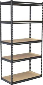 Orgill Inc 6777411 Shelving Boltless 36wx18dx72h