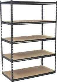 Orgill Inc 6777429 Shelving Boltless 48wx24dx72h