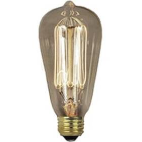 Feit Electric BP60ST19 A19 Vintage Style Incandescent Light Bulb