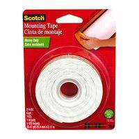 3M 314DC 1x125 in Mounting Tape