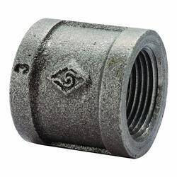 World Wide Sourcing 6117683 1 in Galv Malleable Coupling