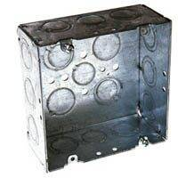 Raco 8257 4-11/16 Sq Outlet Box