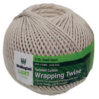 Wellington-cordage 12771 Cotton Baler Twine 510 Ft