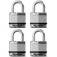 Master Lock M1XQ 1-3/4 in Padlock Ball Bearing