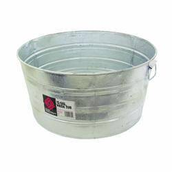 Behrens 2 15 Gal Round Hot Dipped Steel Tub