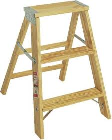Michigan Ladder Company 1100-02 2 Ft Type3 Wood Stepladder