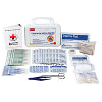 First Aid Only 631523 Firstaid Kit Stafta 25Per Plas