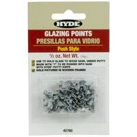Hyde Tools 45760 Glazier Push Points