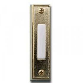 Thomas & Betts-Carlon DH1505L Gold Lighted Chime Button