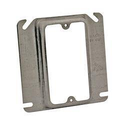 Raco 8768 4 in 1g Sq Steel Box Cover