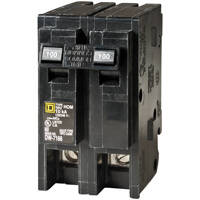 Square D HOM2100CP 100a Main Circuit Breaker