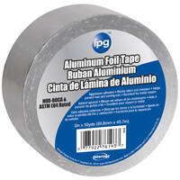 Intertape 91386 2 in x50yd Aluminum Tape