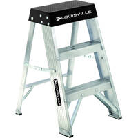 Louisville Ladder AS3002 2 ft Aluminum Stepstool Type Ia