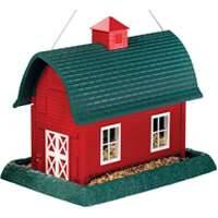 North States Industries 9061 Large Red Barn Feeder