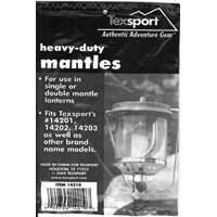 Texsport 14210 Propane Lantern Mantles