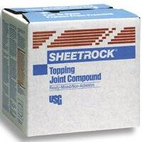 US Gypsum 385236048 Sr Topping Joint Compound 48#