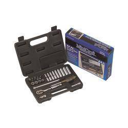 MintCraft TS-24PC-V1 24pc 1/4dr Socket Set
