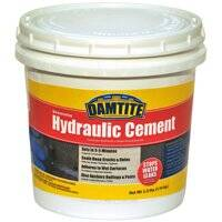 Damtite Waterproofing 0739300 Waterprf Hydraulic Cement 2.5lb