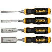 Stanley Tools 7639040 Wood Chisel 4 Pc Set