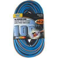 Power Zone ORC530735 Cord 100 ft 14/3 All Weather