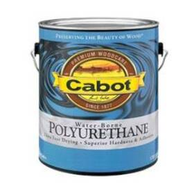 Cabot 015.0016555.005 Poly Water Gloss