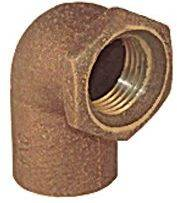 Elkhart Products Corp 6143416 1/2cx3/4fpt 90 Elbow