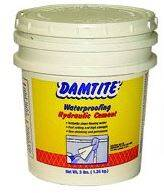 Damtite Waterproofing 0739292 07032 Waterproof Hydr Cement 3lb