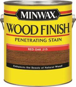 Minwax 71040000 Red Oak Wood Finish Stain Gallon
