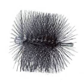 Rutland Inc 16408 8 in Round Wire Chimney Brush