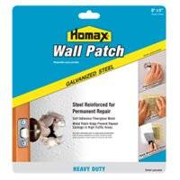 Homax Group 5508 8 in X 8 in Homax Wall Patch