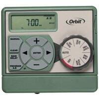 Orbit Irrigation 57854 4-Station Std Indoor Timer