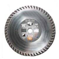 Diamond Products 21204 10x.110x 1 in Turbo Blade