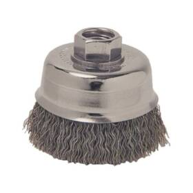 Weiler Corporation 36031 3 in Crimp Cup Brush Coarse
