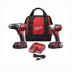 Milwaukee 2691-22 Combo Compct Drill/Impct Drill
