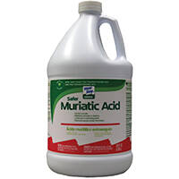 WM Barr GKGM75006 Green Muriatic Acid Gal