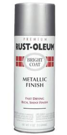 Rust-Oleum 7715830 Premium Metallic Finish Spray Paint 11 oz