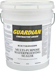 Valspar 7276 Multi-Purpose Waterproofing Sealer Clear 5 Gal