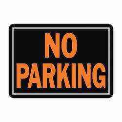Hy-ko Products 805 No Parking Aluminum Sign