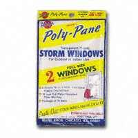 Warp Brothers 2P-24 36x72 Strm Window Insul Kit