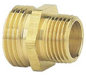 Gilmour 7MH5MP 3/4x1/2male Brass Connector