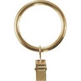 Levolor A58720.743 Clip Rings Brass 1-1/4