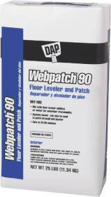 Dap 63050 Webpatch 90 Floor Leveler And Patch Off-White 25lb