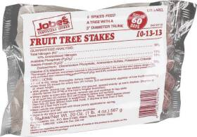 Easy Gardener 02012 Jobe's Fruit Tree Stakes 5pk