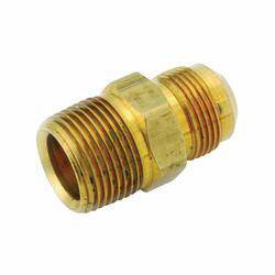 Anderson Metal 54748-1512 15/16x3/4 Male Flare Connector