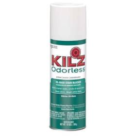 Kilz 10444 Kilz Odorless Oil-Base Interior Primer Aerosol