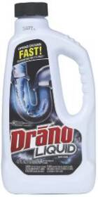 Sc Johnson 116 Liquid Drano 32 oz