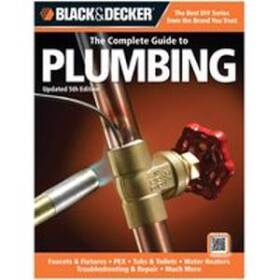 Quayside Publishing Grp 194774 B&d Complete Guide Plumbing
