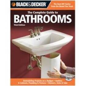 Quayside Publishing Grp 192526 B&d Complete Guide Bathrooms